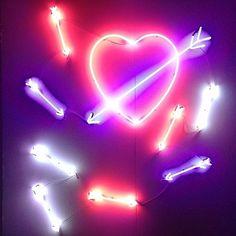 LOVE LOVE LOVE #neon