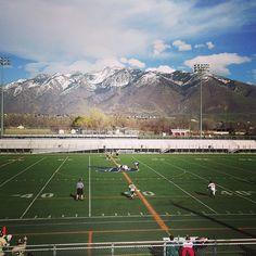 Utah Utes v Colorado State Rams MCLA lacrosse