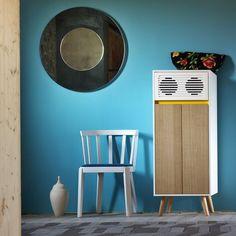 Armadietto Skap Y - design Casa 1796 - Miniforms