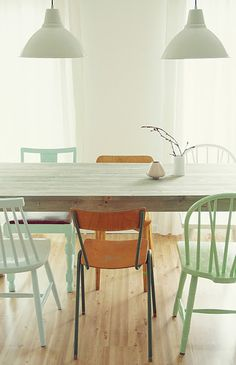 Table & Chairs barefootstyling.com