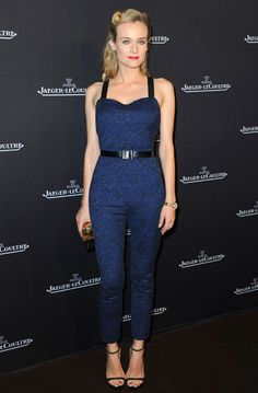 Diane Kruger and this jump suit x.