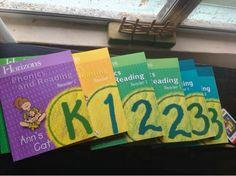 Just Sew Trish: Curriculum I buy: Horizon Readers