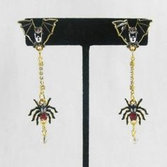 Jeepers Creepers Earrings