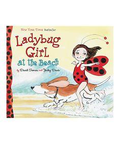 Ladybug Girl at the Beach Hardcover