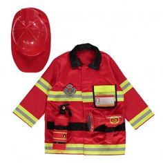 Disfraz de bombero Melissa & Doug