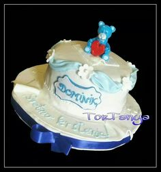 Christening cake / Torta za krštenje