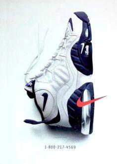 Nike Air Max Sensation, worn by Chris Webber.