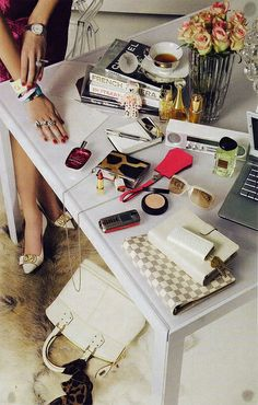 desk essentials...