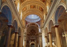 Cathedral of San Lorenzo, Trapani, Sicily by The World as I See It via flickr