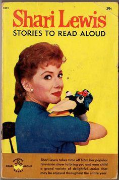 Shari Lewis Stories to Read Aloud Vintage 1961 Paperback Children's Book Reading Stories, Kids Reading, Shari Lewis, John Bennett, Read Aloud Books, Wonder Book, Book Categories, Vintage Children's Books, Children's Literature