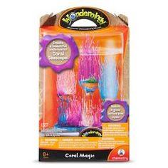 Wonderology Coral Magic Chemistry Science Kit