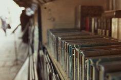 Waving Books - Paris (by Kim Yokota) #book #lit