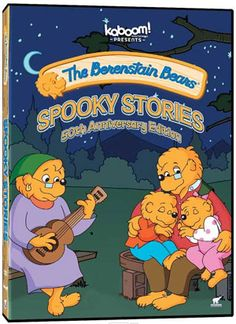 31 Days of Halloween: The Berenstain Bears - Spooky Stories (50th Anniversary Edition)