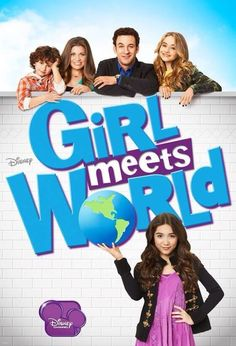 """Disney Channel """"Girl Meets World"""" Actor Live Chat July 11, 2014"""