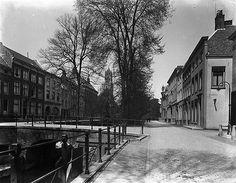 Jaren 20 | Nieuwegracht - Brigittenbrug