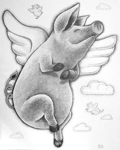 Flying Pigs   Flickr - Photo Sharing!