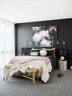 Home decor bedroom Home Decor Bedroom, Room Inspiration, Bedroom Decor, Apartment Decor, Bedroom Interior, Home, Home Bedroom, Modern Bedroom, Home Decor