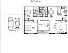 Preston 3 bedroom house