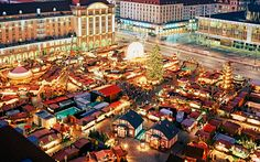 The Best Christmas Markets in Europe   Sunday Chapter