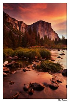 sunrise, yosemite national park by collectiveone