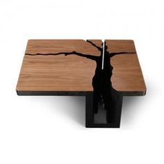 2-the-stink-tree-coffee-table-by-dylan-gold | HomeKlondike.com - Home Interior Design, Architecture and Decorating Ideas