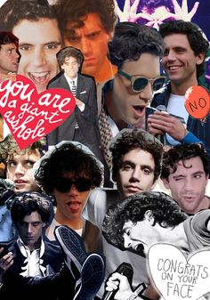 Mika collage