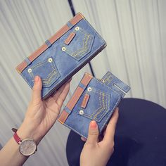 2016 New Fashion Women Wallet Ladies Long & Short Wallets Leather Jean Wallet Coin Purse Girl Card Holder Clutch Bag #electronicsprojects #electronicsdiy #electronicsgadgets #electronicsdisplay #electronicscircuit #electronicsengineering #electronicsdesign #electronicsorganization #electronicsworkbench #electronicsfor men #electronicshacks #electronicaelectronics #electronicsworkshop #appleelectronics #coolelectronics