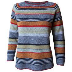 Strikkeopskrift på Gavstrik - rød. Klassisk bluse i A-facon der er anvendelig hele året. Strikkes i Supersoft, Tvinni eller tilsvarende kvalitet. Løbelængde 100
