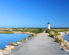 Edgartown, Martha's Vineyard. The inspiration that started it all!
