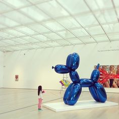 Jeff Koons / Bonnie Tsang