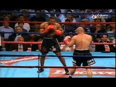 xx-Ike Ibeabuchi vs David Tua