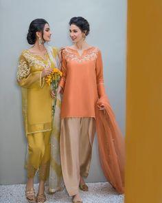 Beautiful Casual Dresses, Beautiful Pakistani Dresses, Pakistani Formal Dresses, Stylish Dresses For Girls, Stylish Dress Designs, Frocks For Girls, Pakistani Dress Design, Pakistani Outfits, Indian Dresses