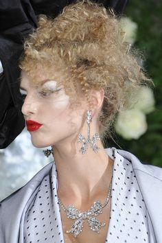 Christian Dior Fall 2009 - Details
