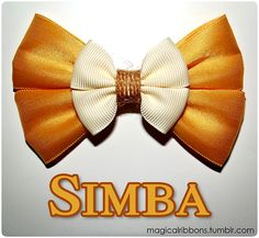 Magical Ribbons Disney Bows - Movies & Movie Characters