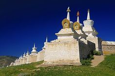 Mongolia Ancient Footprint Tour Wandershare