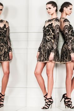 Zuhair Murad Spring 2014 Ready-to-Wear Collection Slideshow on Style.com. Can easily see this on a young Hollywood star- maybe Selena Gomez or TSwift for the Grammys?!