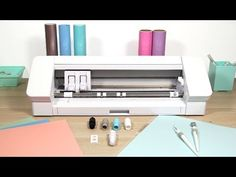 Silhouette Design, Silhouette Studio, Plotter Silhouette Cameo, Floating Nightstand, Youtube, Furniture, Home Decor, Scrapbooking, Store