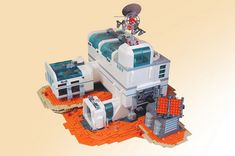 New Delaware Colony | This was my model built for LEGO Swede… | Flickr