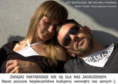 #Poland Civil partnerships are not a threat to us! Our sense of security lies within ourselves.