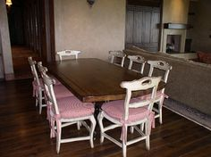dining table - traditional - dining room - phoenix - All Wood Treasures