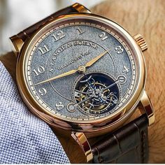 "womw: "" New @alangesoehne 1815 TOURBILLON HANDWERKSKUNST.. Check our New post on…"