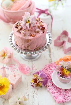 Pinkのケーキが〜〜どうしましょ♥ |Kawaii~♪Hunter Journal * nagoya