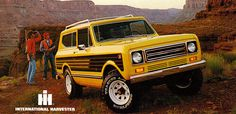 1979 International Scout II  by coconv, via Flickr