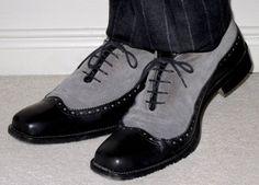 Moncrief London DB suit, Ron White leather & suede oxfords… #MoncriefLondon #RonWhite #RonWhiteShoes #Toronto #wiwt #menswear #menstyle #mensfashion #menshoes #shoes #style #fashion #sartorial #sartorialsplendour #sprezzatura #dandy #dandystyle #dapper #dapperstyle #suits #meninsuits #mensuits #mensuitstyle