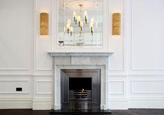 Escher Wall Light By Porta Romana  Imagery and interior design JSRE Partners, Design & Project Management