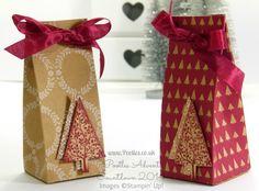Pootles Bonus Advent Countdown Table Gift Tutorial