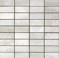 Blanco Mosaic Tiles from Walls and Floors
