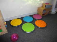Sensory Room- I would like to find these for Liam's new room