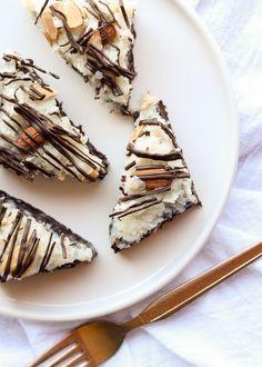 Almond Joy Brownies - Almond Joy Desserts