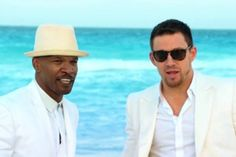 (I Wanna) Channing All Over Your Tatum by Jamie Foxx & Channing Tatum ft Miley Cyrus & Jimmy Kimmel music video premiere